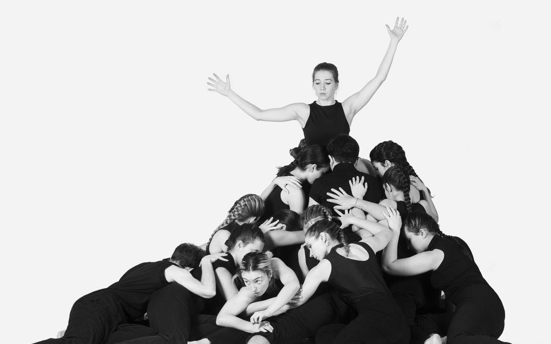 Fotografía y cartelería para la Escuela de Danza Ana Laguna